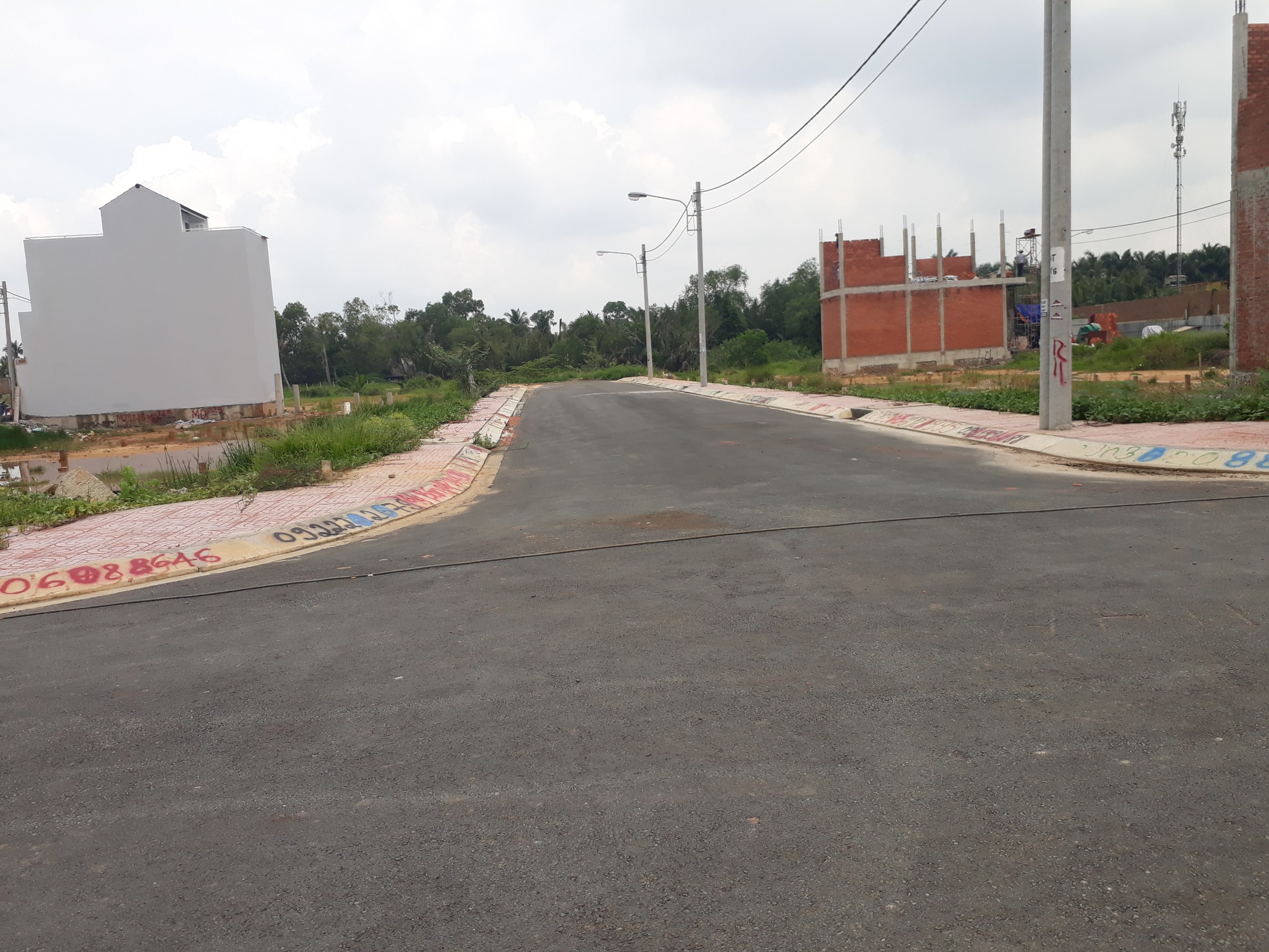Dự án Đặng Gia Phát Long Thuận