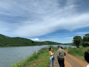 Đất View Hồ Châu Pha Phú Mỹ   Second home sau dịch được săn đón