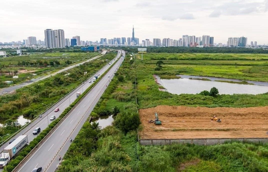 Dự án Sài Gòn Bình An mở bán