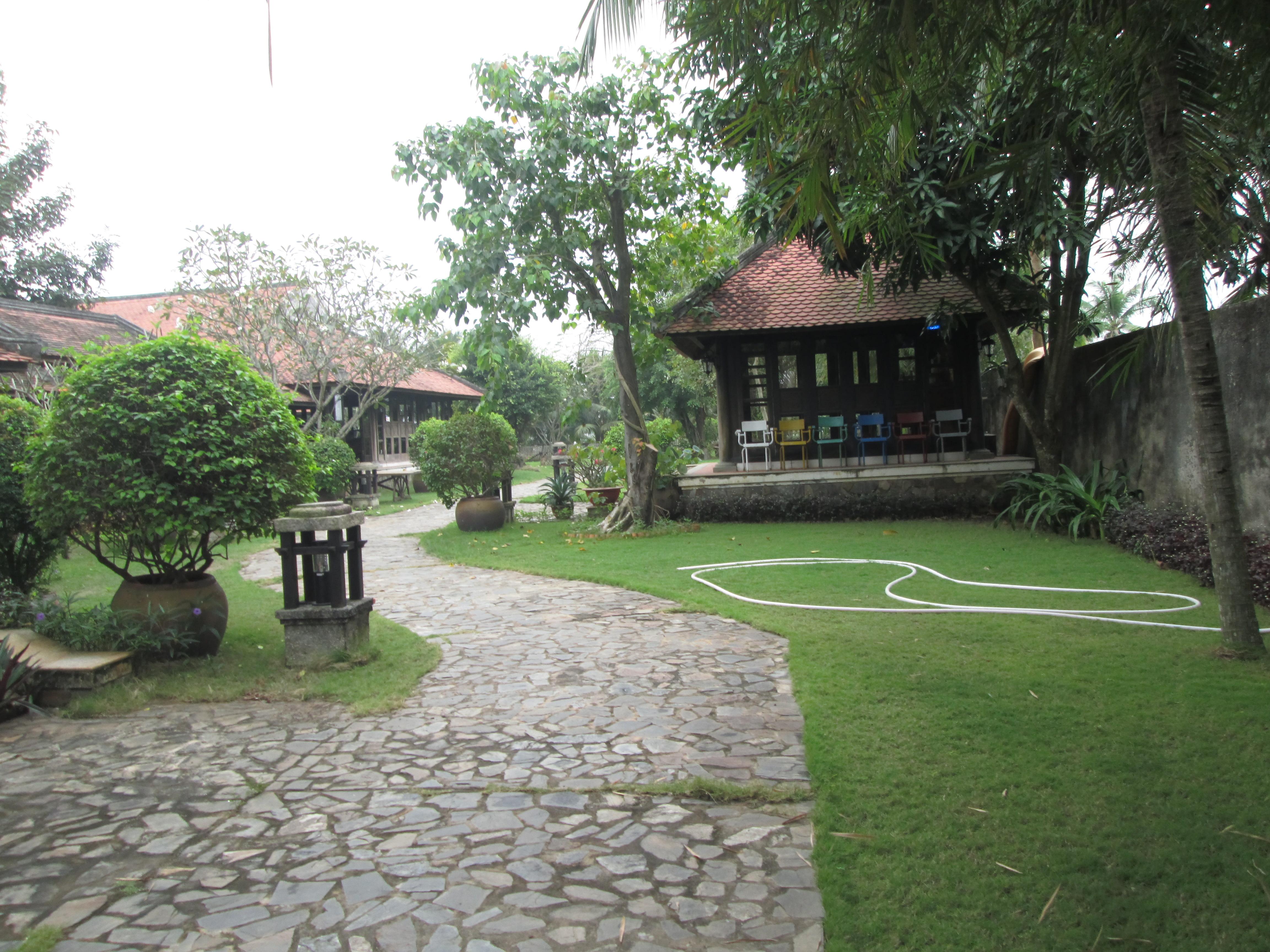 nhà vườn long phước Q.9