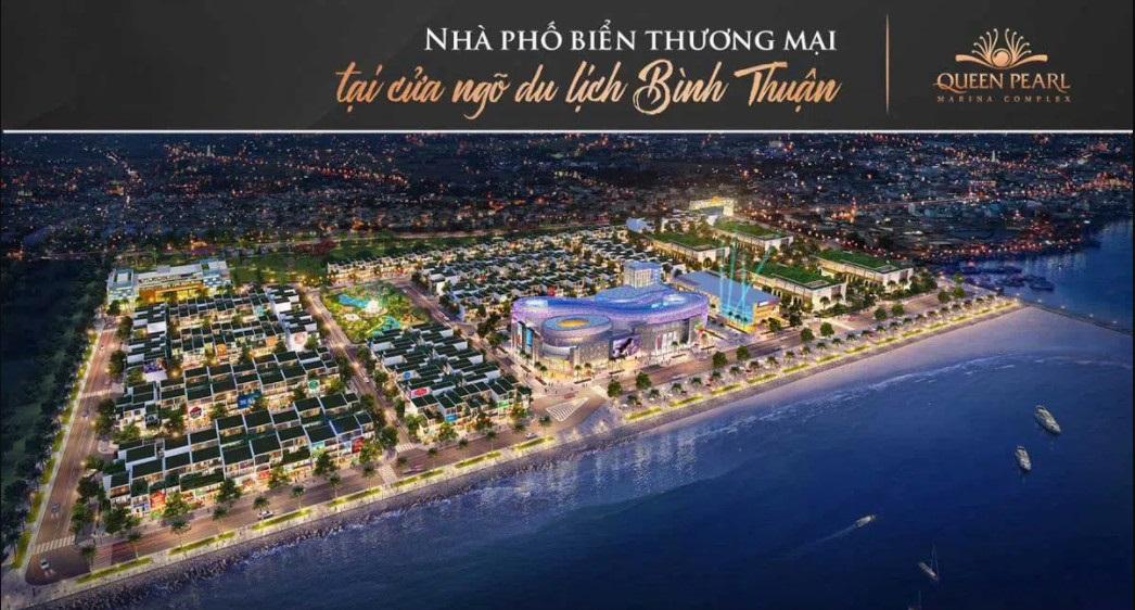 Biệt thự Lagi New City, Đất nền sổ đỏ Lagi Bình Thuận