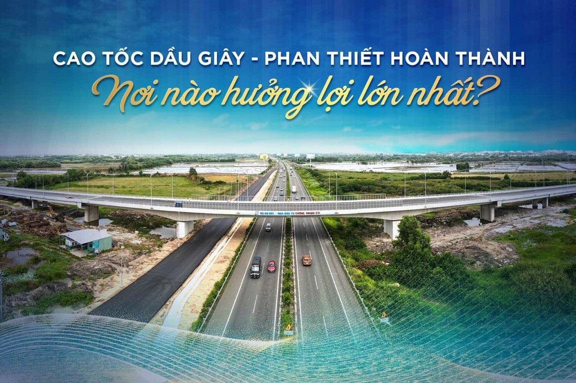 Dự án Lagi New City - Khu đô thị phức hợp thương mại du lịch biển