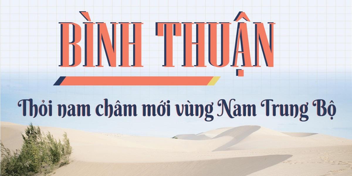sốt đất bình thuận, Lagi Bình Thuận: Khu du lịch biển mới nổi của vùng Nam Trung Bộ