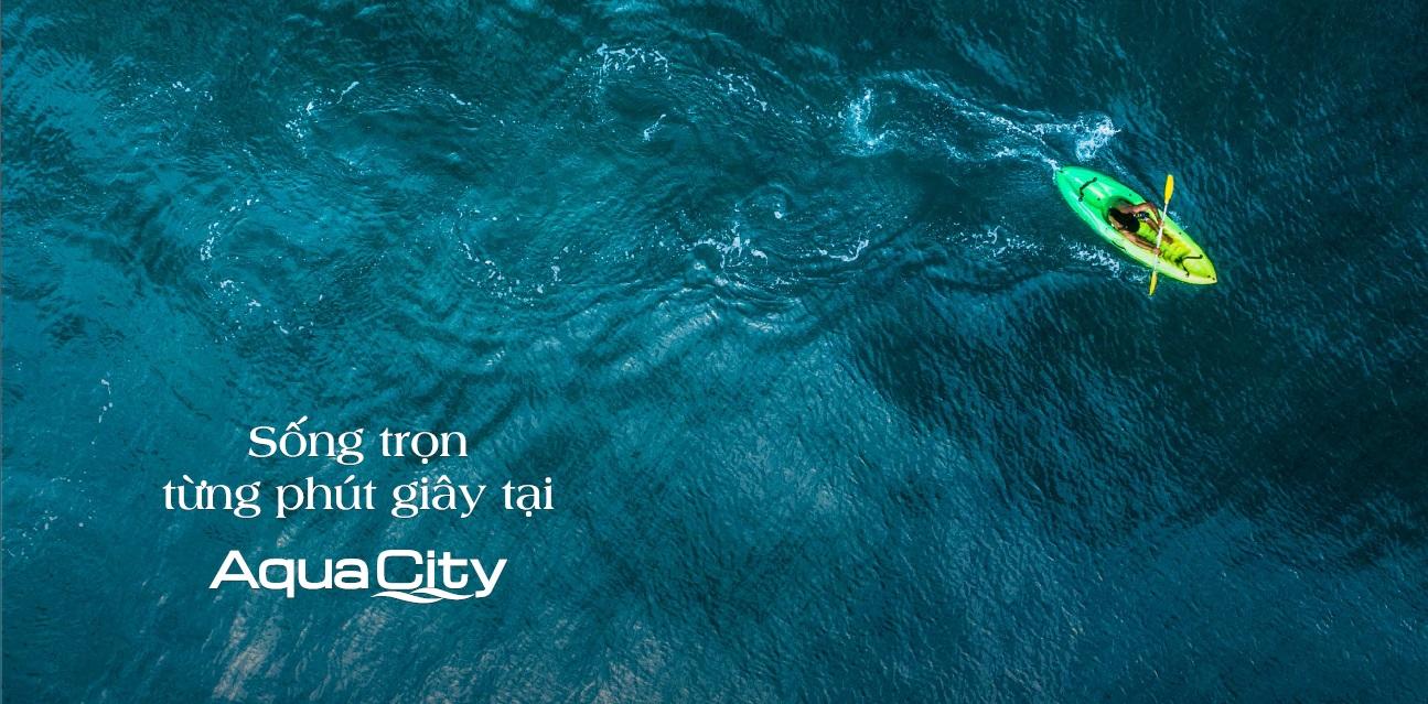 khu đô thị aqua city NovaLand