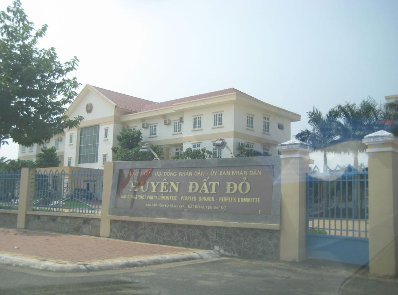 Huyện đất đỏ Bà Rịa, đất nền Long Tân, đất gần sân bay Lộc An, đất Tóc Tiên, đất vườn Bà Rịa