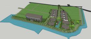 bungalow hồ tràm - dự án happy garden hồ tràm