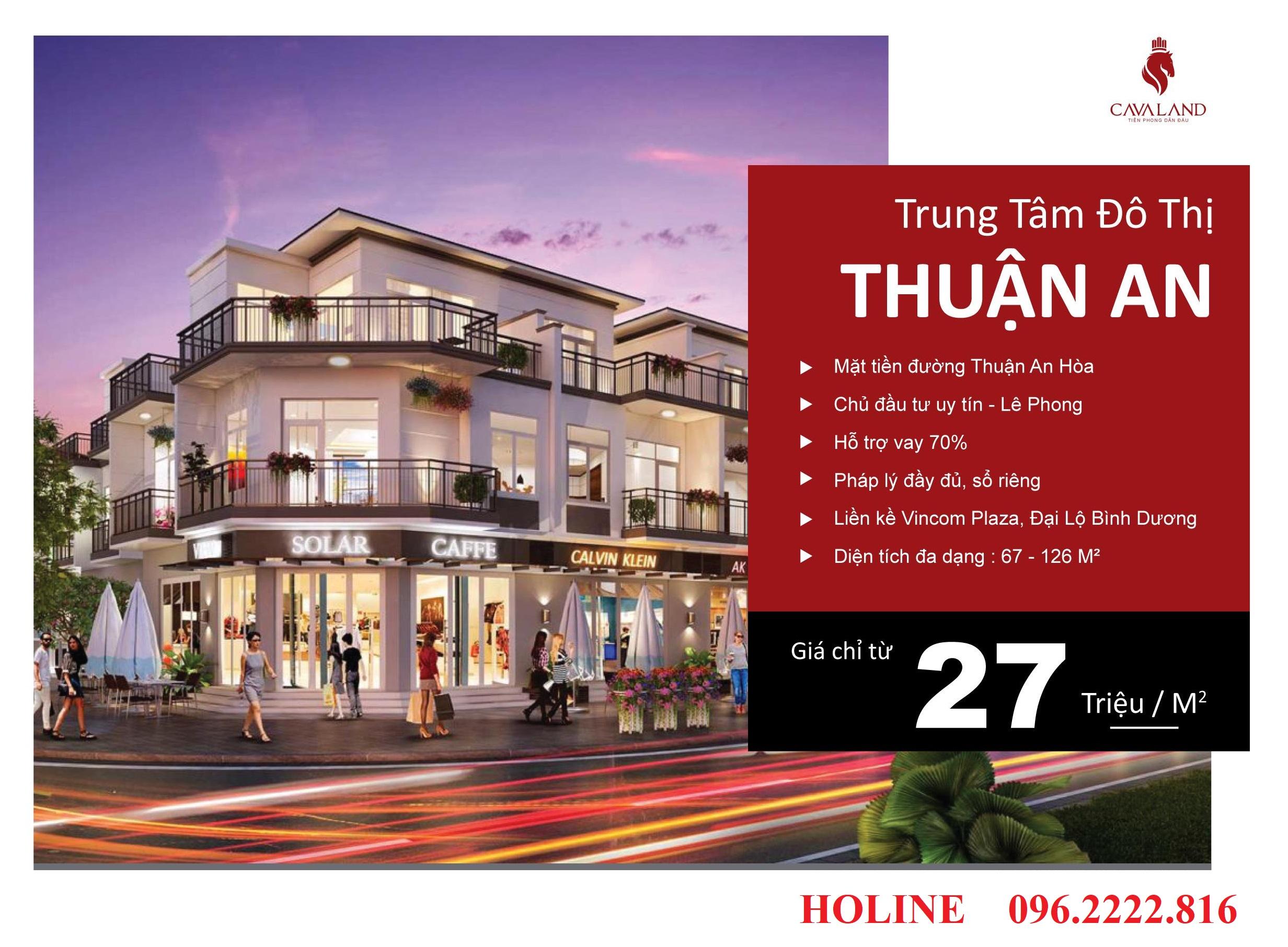 Nhà đất Thuận An Bình Dương