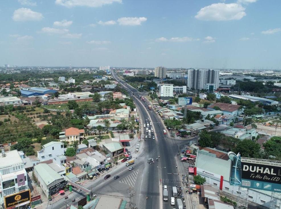 Đất trung tâm phường An Phú Thuận An
