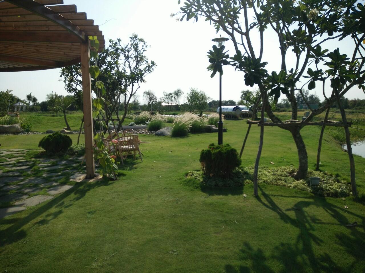 quy hoạch sử dụng đất vườn, đất vườn ngoại ô sài gòn