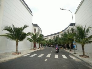 nhà phố làng đại học, dự án champaca bình dương, bất động sản tri thức, khu nhà ở làng đại học, đất nền làng đại học