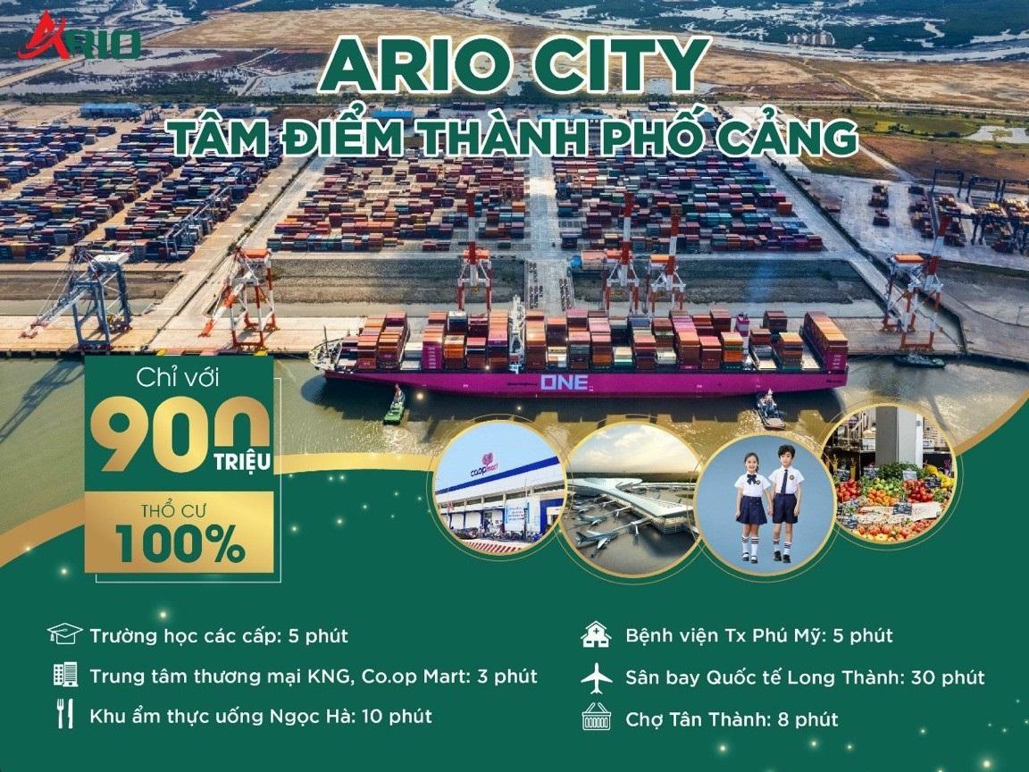 Ario City Phú mỹ