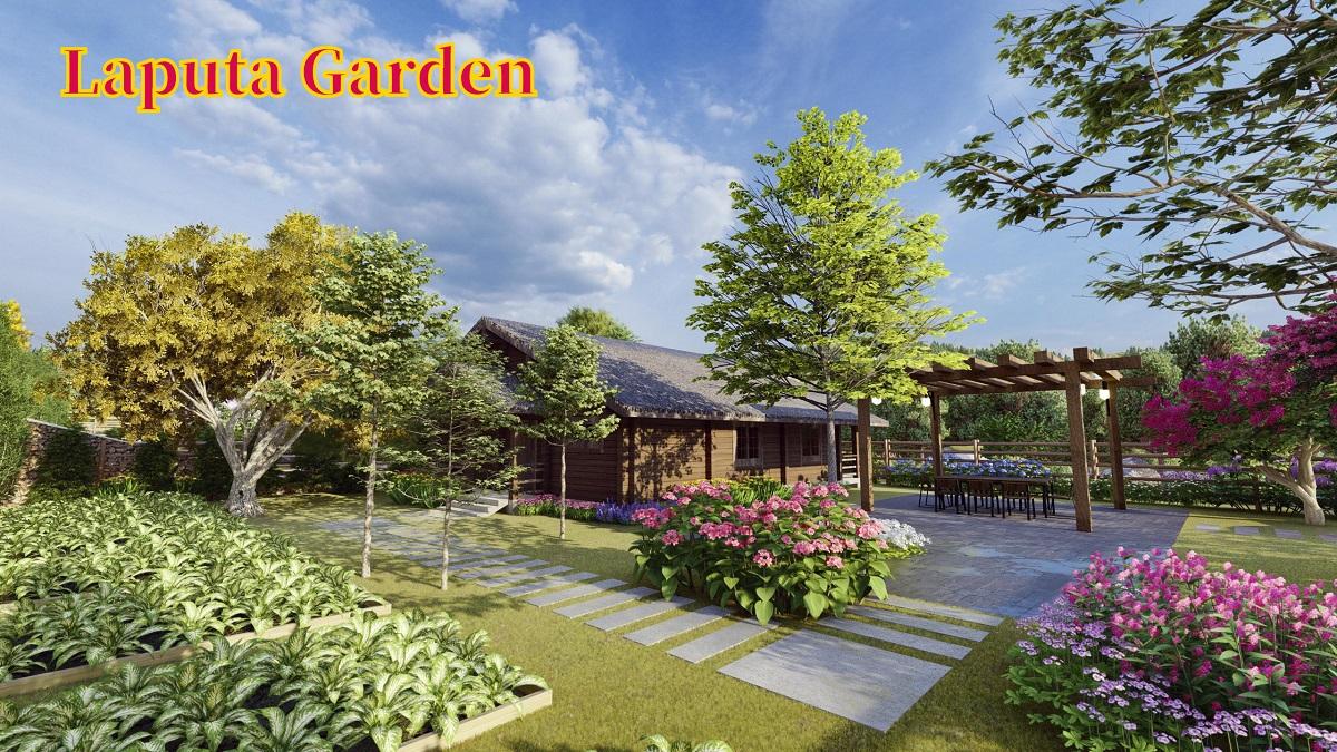 địa điểm trốn nóng đà lạt, Laputa Garden Đà Lạt, đất vườn Đà Lạt, Homestay Đà Lạt, My House Đà Lạt
