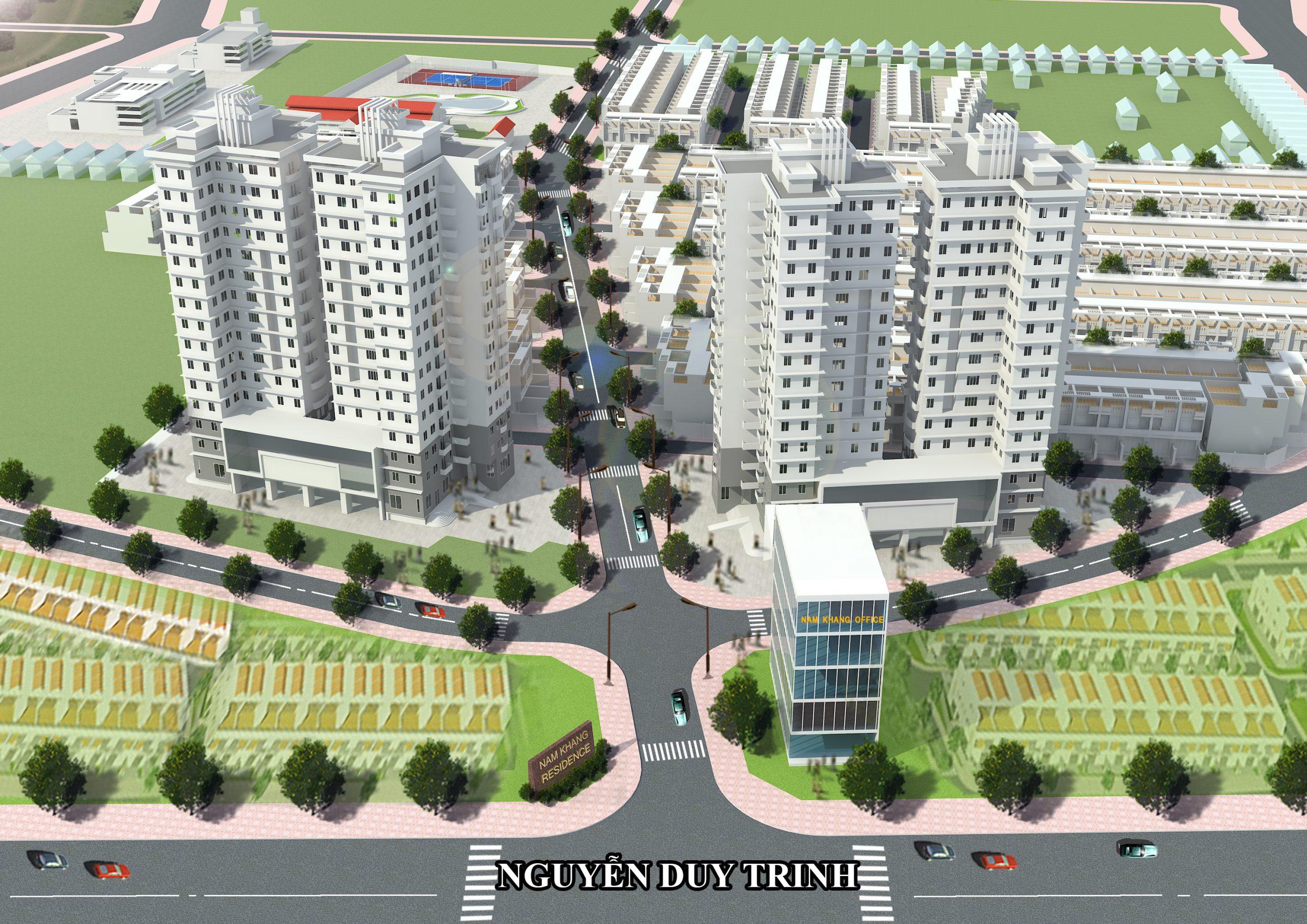 Dự án Nam Khang Residence
