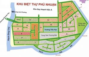Dự án đất nền Phú Nhuận Quận 9